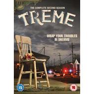 Treme - Sesong 2 (UK-import) (DVD)