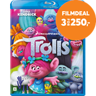 Produktbilde for Trolls (BLU-RAY)