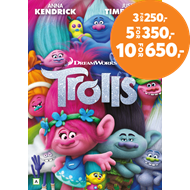 Produktbilde for Trolls (DVD)