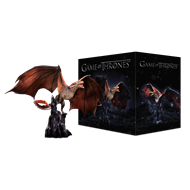 Game Of Thrones - Sesong 1 - 7 - Limited Drogon Edition (BLU-RAY)