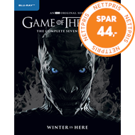 Produktbilde for Game Of Thrones - Sesong 7 - Limited Digipack Edition (DK-import) (BLU-RAY)