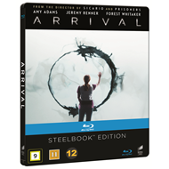 Arrival - Steelbook Edition (BLU-RAY)