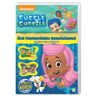 Bubble Guppies 2 - Det Fantastiske Hundehuset (DVD)