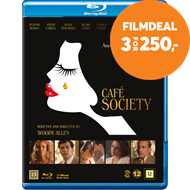 Produktbilde for Café Society (BLU-RAY)