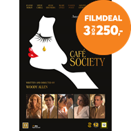 Produktbilde for Café Society (DVD)