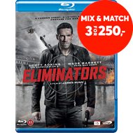 Produktbilde for Eliminators (BLU-RAY)