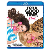For A Good Time, Call ... (UK-import) (BLU-RAY)