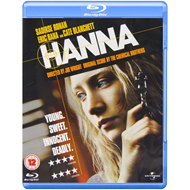 Produktbilde for Hanna (UK-import) (BLU-RAY)