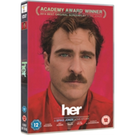 Her (UK-import) (DVD)