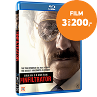 Produktbilde for The Infiltrator (BLU-RAY)