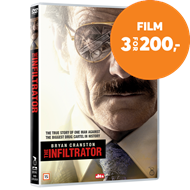 Produktbilde for The Infiltrator (DVD)