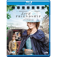 Love And Friendship (BLU-RAY)
