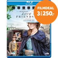 Produktbilde for Love And Friendship (BLU-RAY)