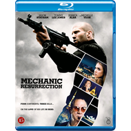 The Mechanic: Resurrection (BLU-RAY)