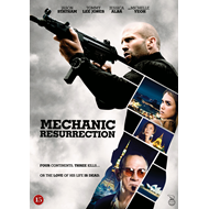 The Mechanic: Resurrection (DVD)