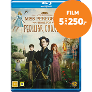 Produktbilde for Miss Peregrine's Home For Peculiar Children (BLU-RAY)