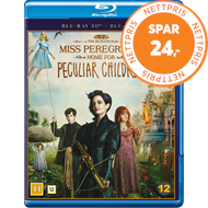 Miss Peregrine's Home For Peculiar Children (Blu-ray 3D + Blu-ray)