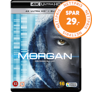 Morgan (4K Ultra HD + Blu-ray)