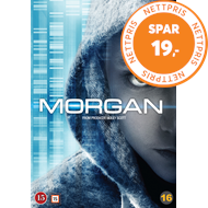 Produktbilde for Morgan (DVD)