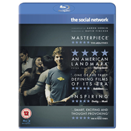The Social Network (UK-import) (BLU-RAY)