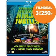 Produktbilde for Teenage Mutant Ninja Turtles (BLU-RAY)