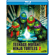 Teenage Mutant Ninja Turtles II: The Secret Of The Ooze (BLU-RAY)