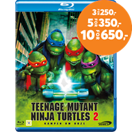 Produktbilde for Teenage Mutant Ninja Turtles II: The Secret Of The Ooze (BLU-RAY)