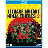Teenage Mutant Ninja Turtles III (BLU-RAY)
