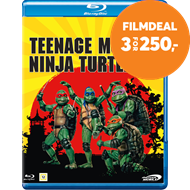 Produktbilde for Teenage Mutant Ninja Turtles III (BLU-RAY)