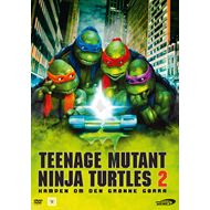Teenage Mutant Ninja Turtles II: The Secret Of The Ooze (DVD)