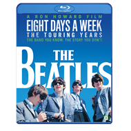 The Beatles: Eight Days A Week - The Touring Years (BLU-RAY)