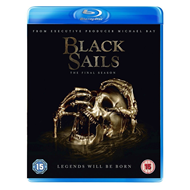 Black Sails - Sesong 4 (UK-import) (BLU-RAY)