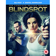 Produktbilde for Blindspot - Sesong 2 (UK-import) (BLU-RAY)