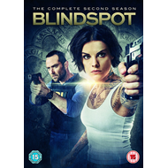 Blindspot - Sesong 2 (UK-import) (DVD)