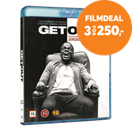 Produktbilde for Get Out (BLU-RAY)