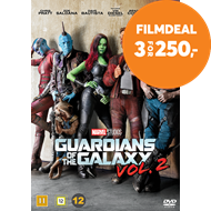 Produktbilde for Guardians Of The Galaxy 2 (DVD)