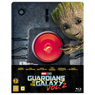 Guardians Of The Galaxy 2 - Steelbook Edition (BLU-RAY)