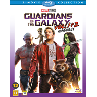 Guardians Of The Galaxy 1 & 2 (BLU-RAY)