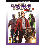 Guardians Of The Galaxy 1 & 2 (DVD)