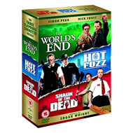 The World's End / Hot Fuzz / Shaun Of The Dead (UK-import) (DVD)