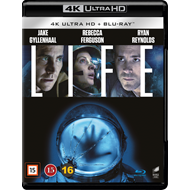 Life (4K Ultra HD + Blu-ray)