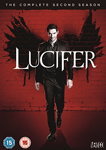 Lucifer - Sesong 2 (UK-import) (DVD)