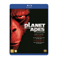 Planet Of the Apes Collection (1968-1973) (BLU-RAY)