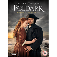 Poldark - Sesong 3 (UK-import) (DVD)