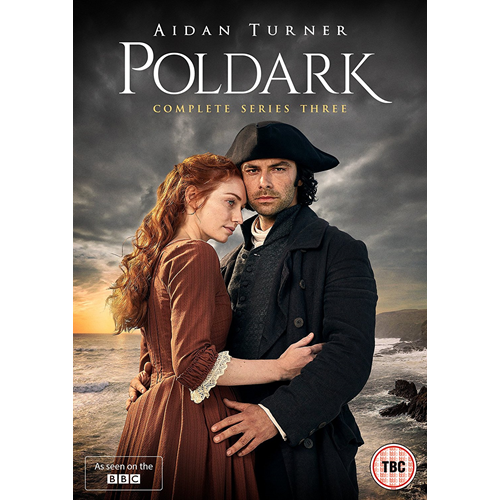 Poldark - Sesong 3 (UK-import) (BLU-RAY)