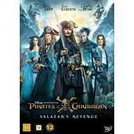 Pirates Of The Caribbean 5 - Salazar's Revenge (DVD)