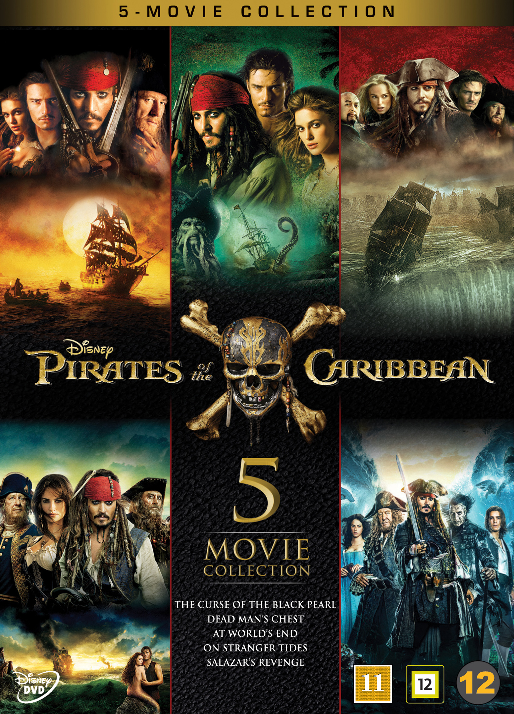 Pirats Of The Caribbean 5