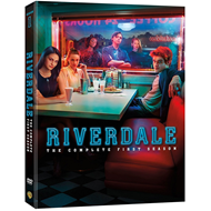 Riverdale - Sesong 1 (UK-import) (DVD)