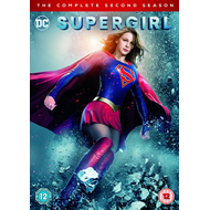 Supergirl - Sesong 2 (UK-import) (DVD)