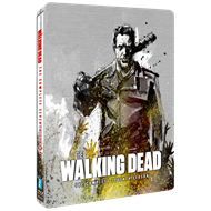 The Walking Dead - Sesong 7: Limited Steelbook Edition (BLU-RAY)